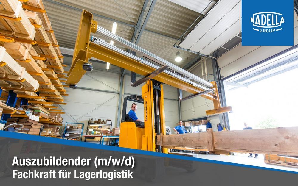 Auszubildende/n zur Fachkraft für Lagerlogistik/ Fachlagerist (m/w/d) (Vollzeit | Nufringen)
