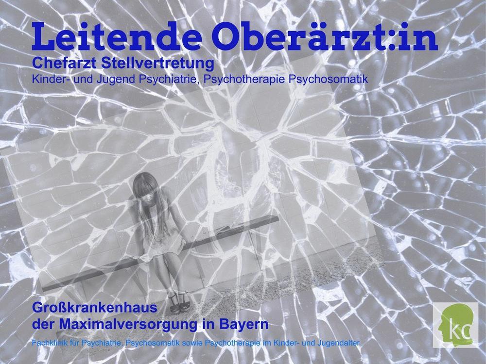 Chefarzt Vertretung – Psychiatrie Psychotherapie Psychosomatik (Vollzeit | Regensburg)