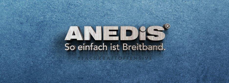Customer-Service Glasfasertechnologie (m/w/d) bei ANEDiS (Vollzeit   Berlin)