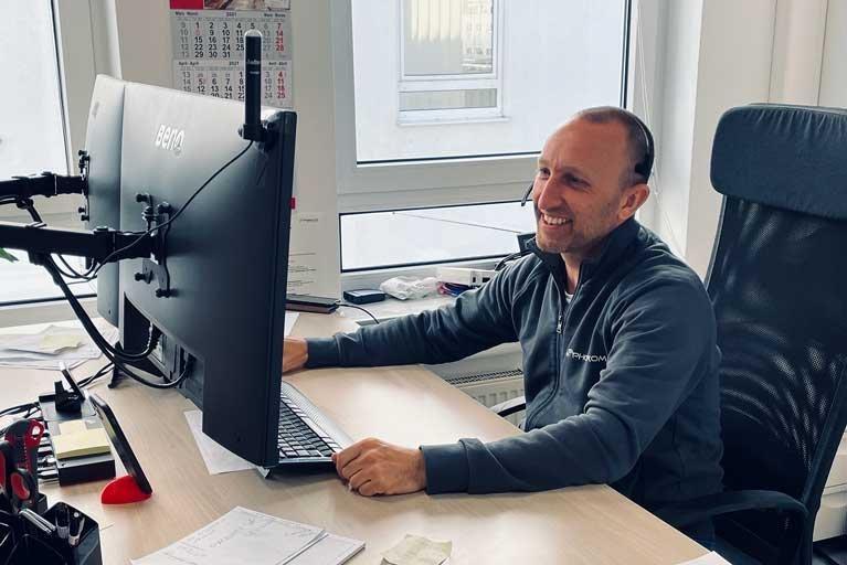 Systemtechniker ITK (m/w/d) (Vollzeit   Friedrichsdorf)